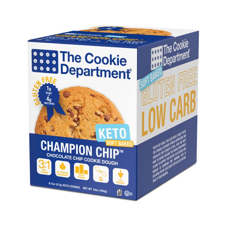 Champion Chip - KETO & Gluten Free Certified Cookies