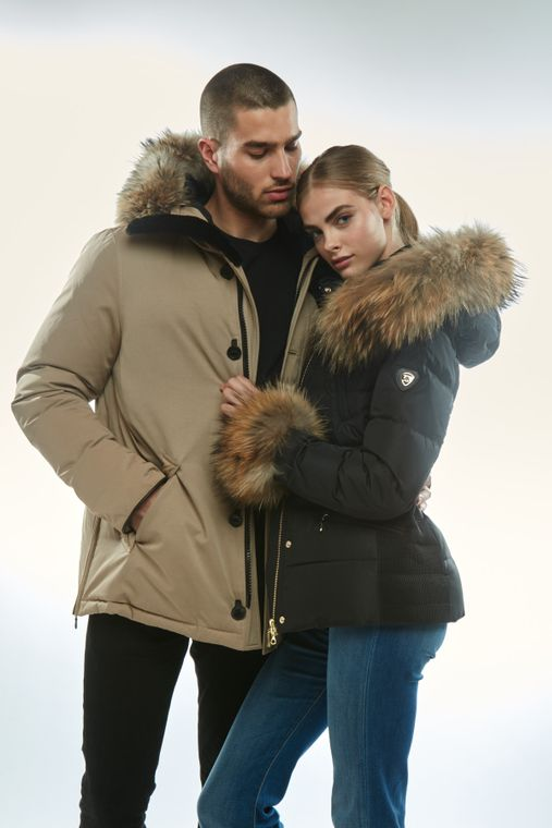 Arctic North Outerwear Down Jackets