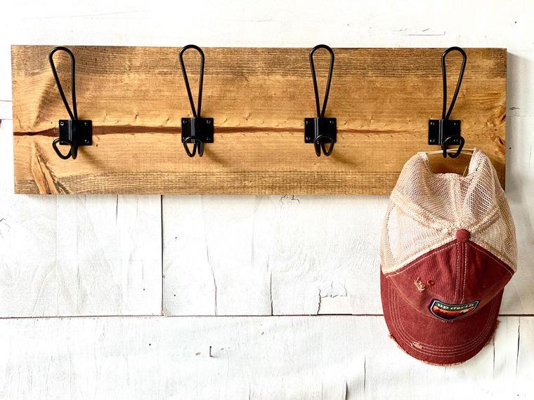 Farmhouse Hook Rack