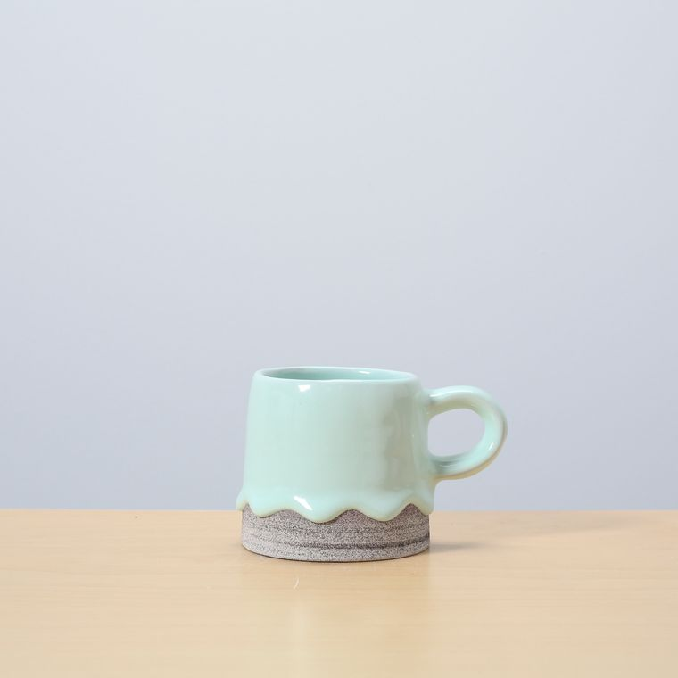 Drippy Ceramic Mug