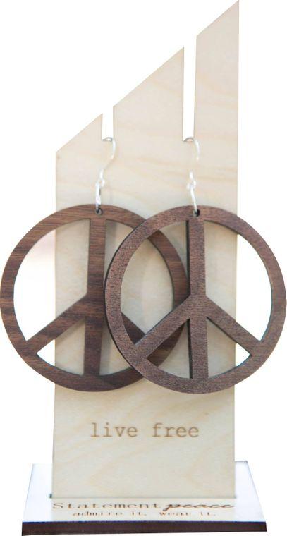 Peace Hoops