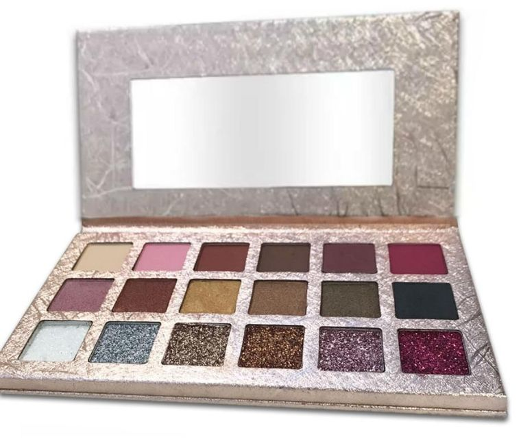 Warrior Princess 18 Shade Eyeshadow Palette
