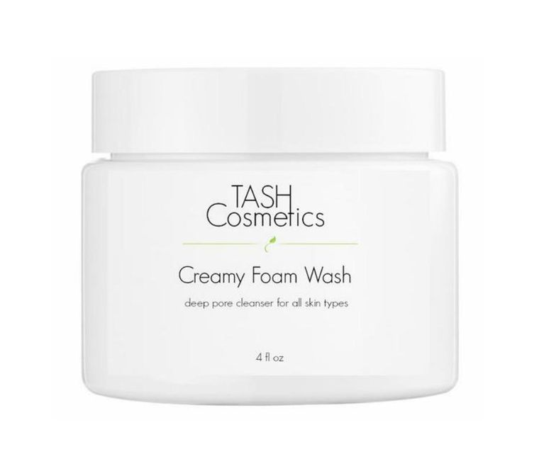 CREAMY FOAM FACE WASH-ALL SKIN TYPES