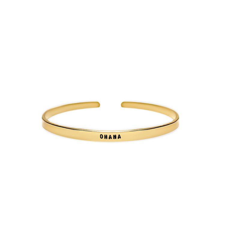 Ohana Cuff Bracelet