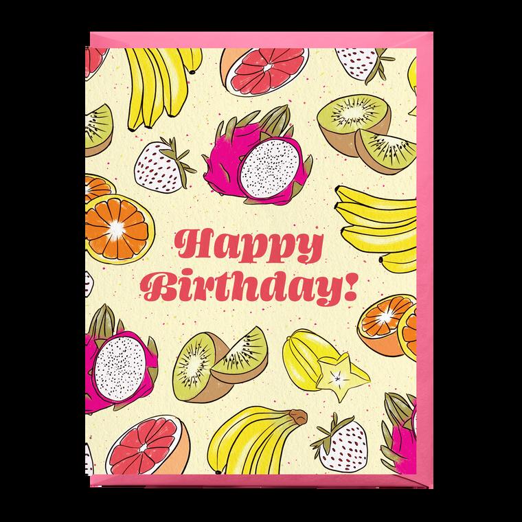 Fruit Birthday