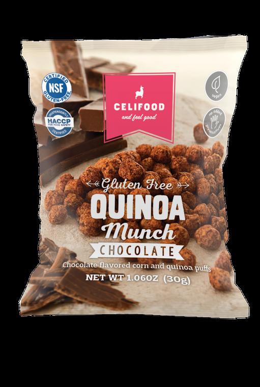 Quinoa Munch
