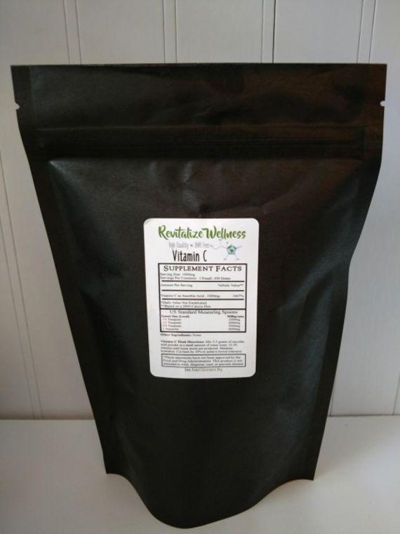 Vitamin c fine powder