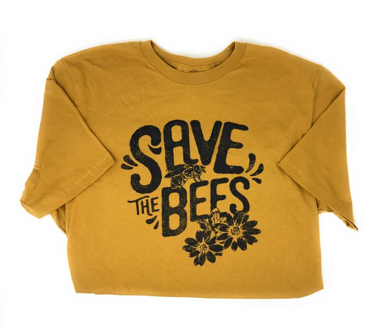 """Save the Bees"" T-shirt Medium Refill pack"