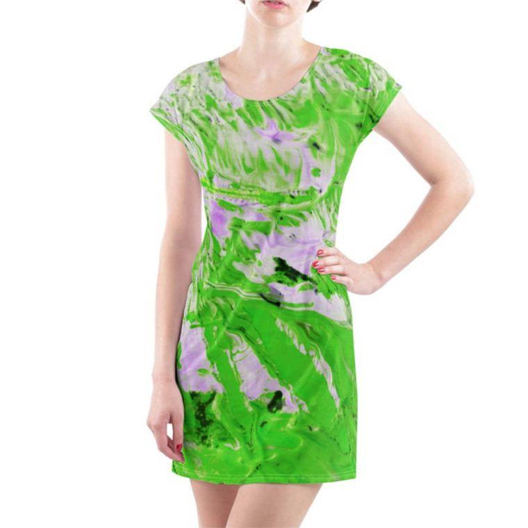 LiquiTshirt Dress Dengo