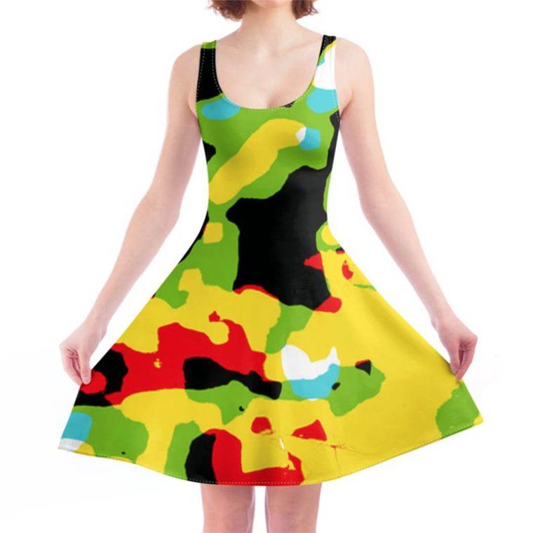 LiquiSkater Dress Settir