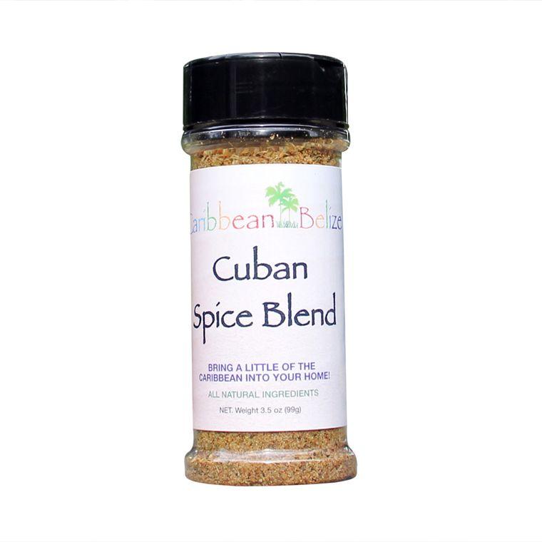 Cuban Spice Blend