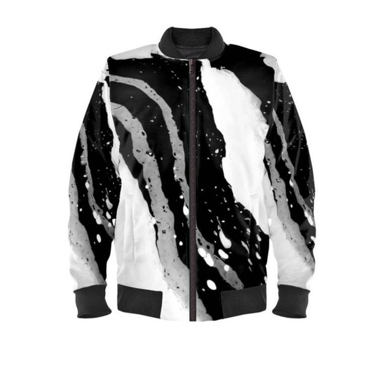LiquiBomber Jacket Buraleo