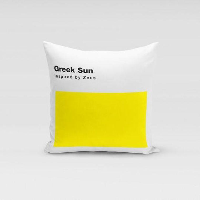 Greek Mythology Pillowcase - Made in Greece