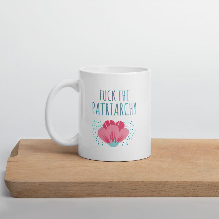 Fuck the Patriarchy Coffee Mugs