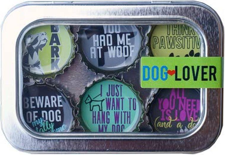 Dog Lover Magnet - Six Pack