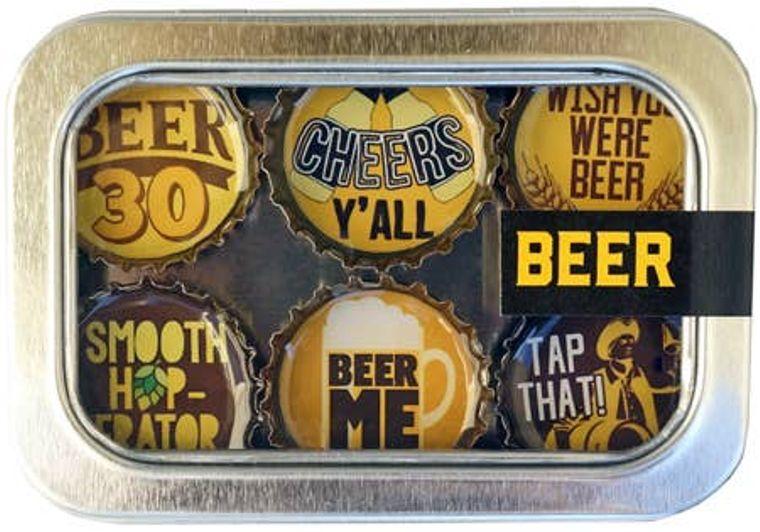 Beer Magnet - Six Pack