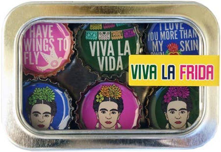 Viva La Frida Magnet - Six Pack
