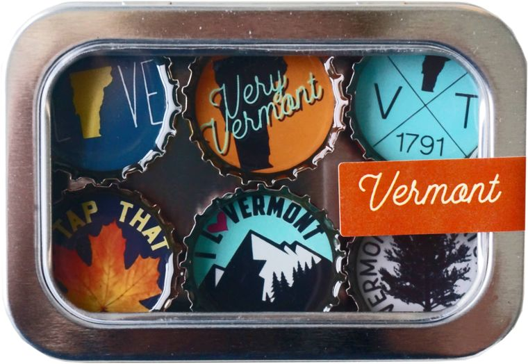 Vermont Magnet - Six Pack