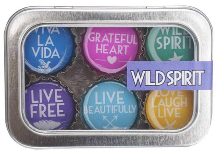 Wild Spirit Magnet - Six Pack