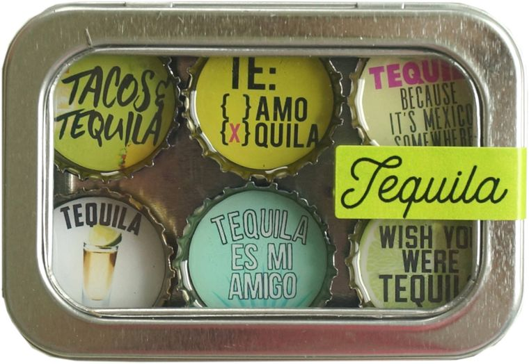 Tequila Magnet - Six Pack