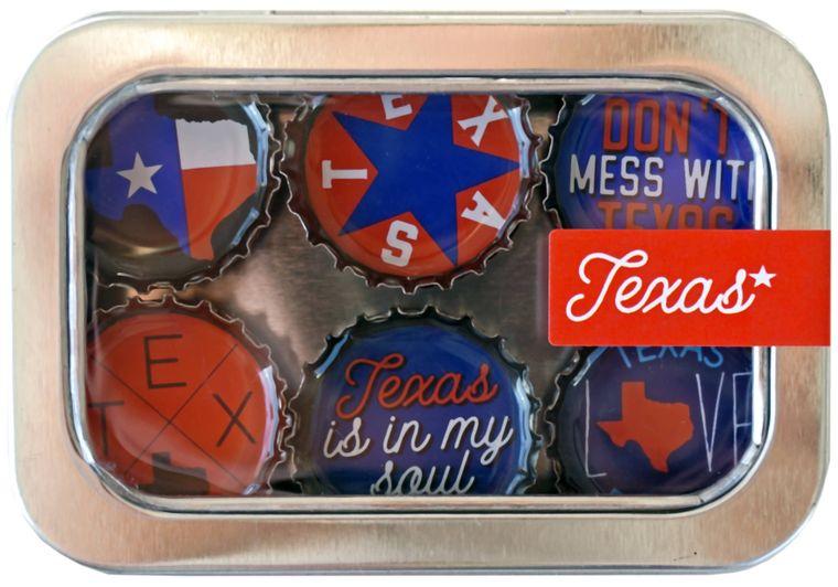 Texas Magnet - Six Pack