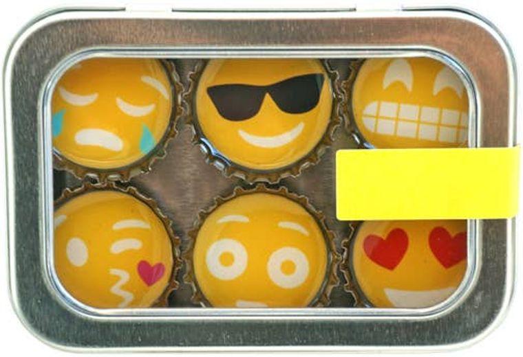Emoji Magnet - Six Pack