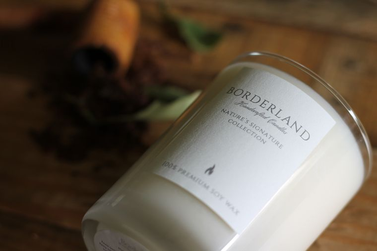 Borderland Handcrafted Candles | Classic Collection