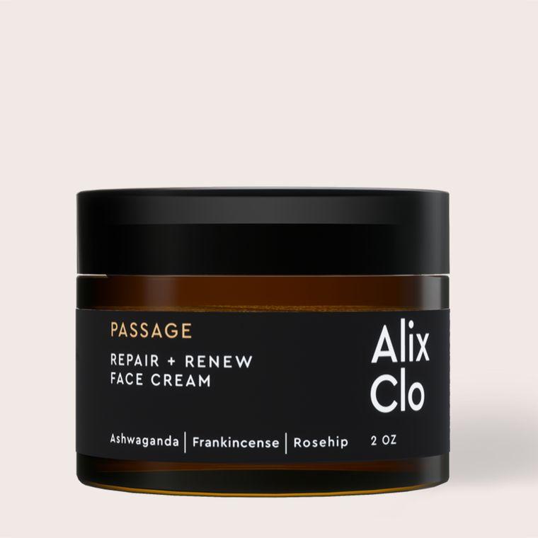 Passage: Repair + Renew Face cream