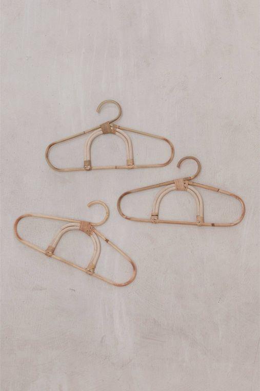Rainbow Rattan Hangers for Mini