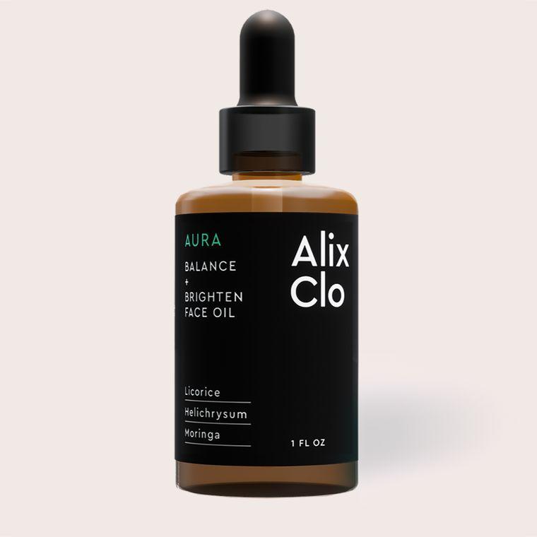Aura: Balance + Brighten Face Oil