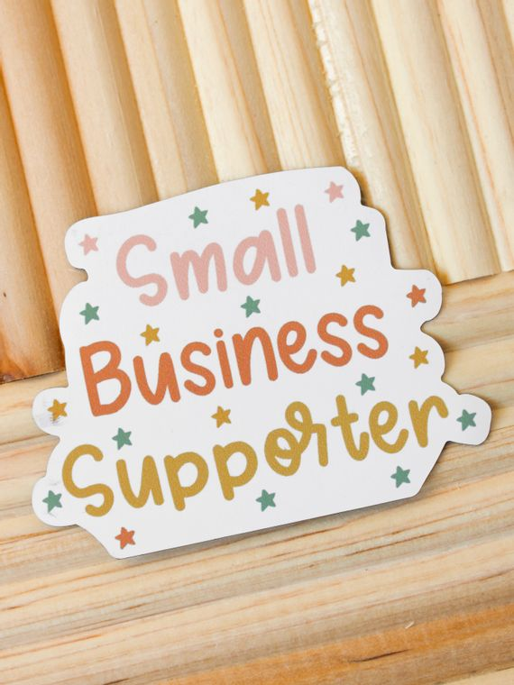 Small Business Supporter MAGNET