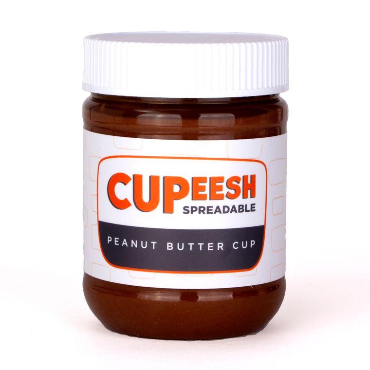 12 oz Jar Spreadable Peanut Butter Cup - Vegan and GF!