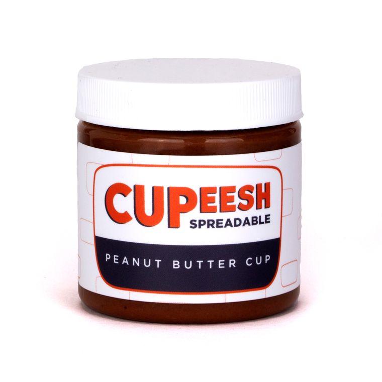 4 oz Jar Spreadable Peanut Butter Cup - Vegan and GF!