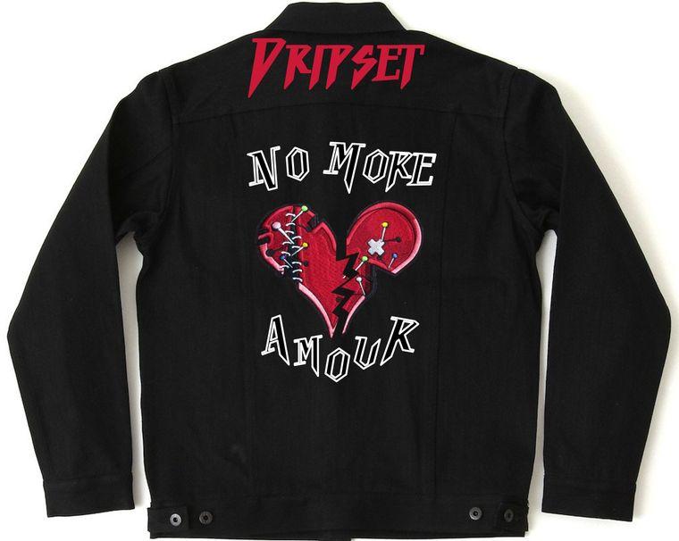 No More Amour Denim Jacket