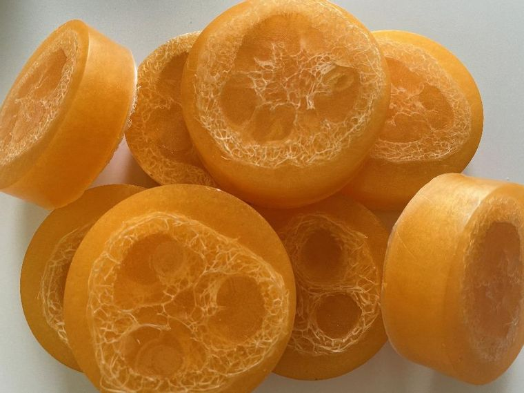 Mango Margarita Glycerin Soap