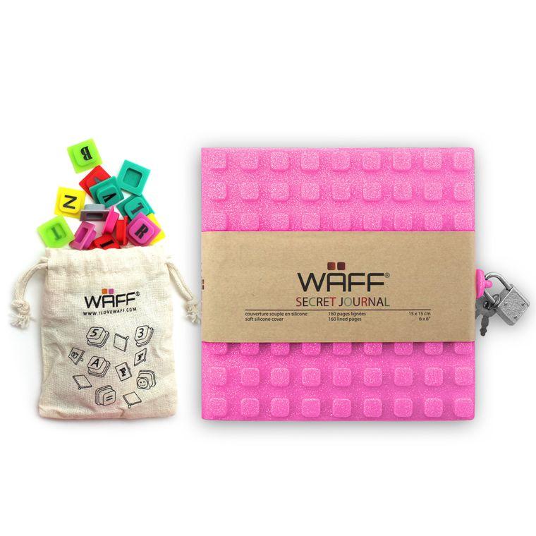 WAFF Secret Journals
