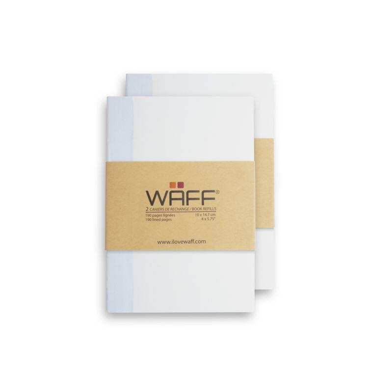 WAFF Books Refills