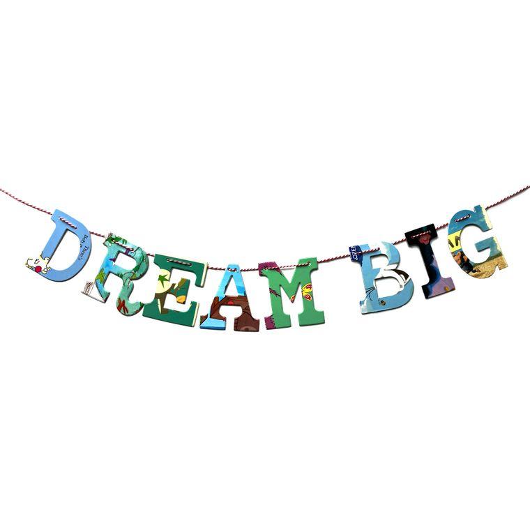 Phrase Garlands- Dream Big