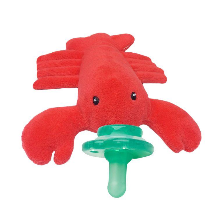 Paci-Plushies Buddies – Lexi Lobster