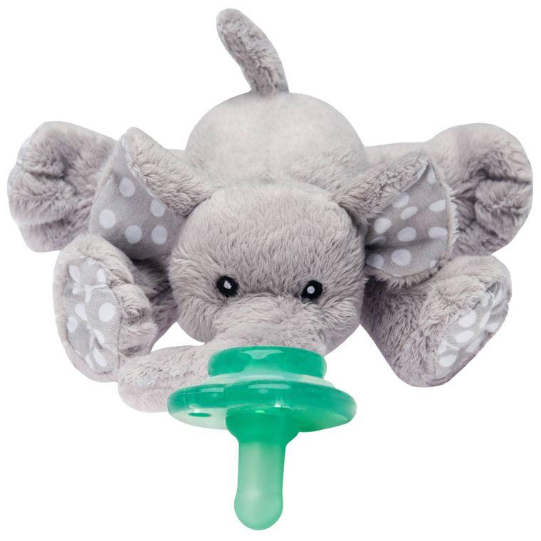 Paci-Plushies Buddies – Ella Elephant