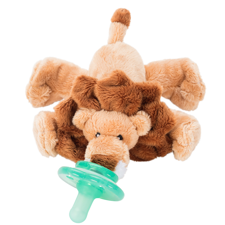 Paci-Plushies Buddies – Leo Lion