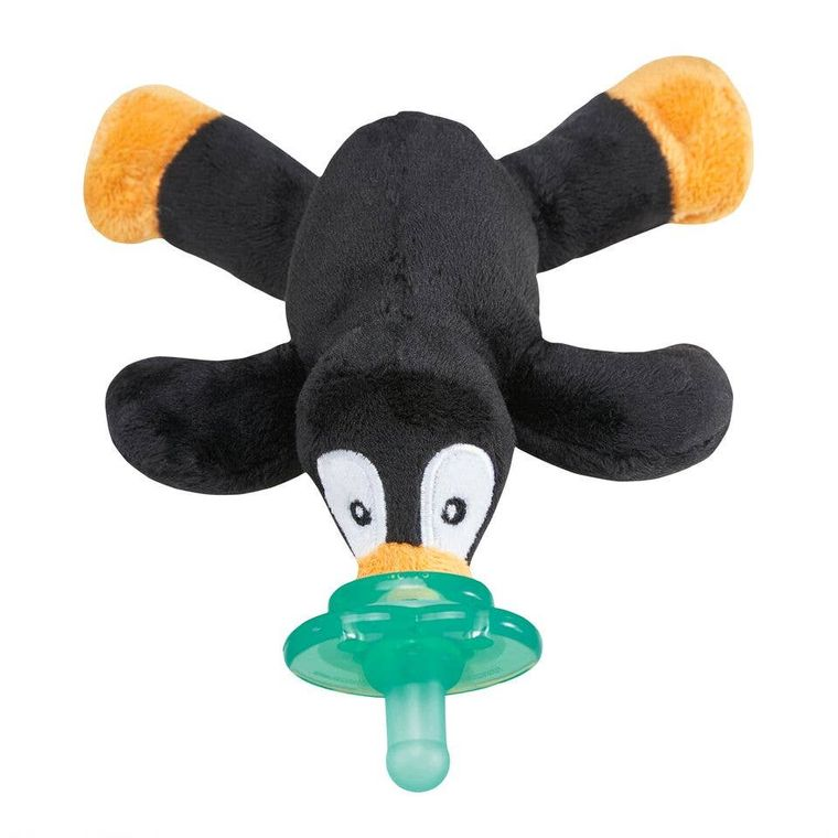 Paci-Plushies Shakies – Puck Penguin