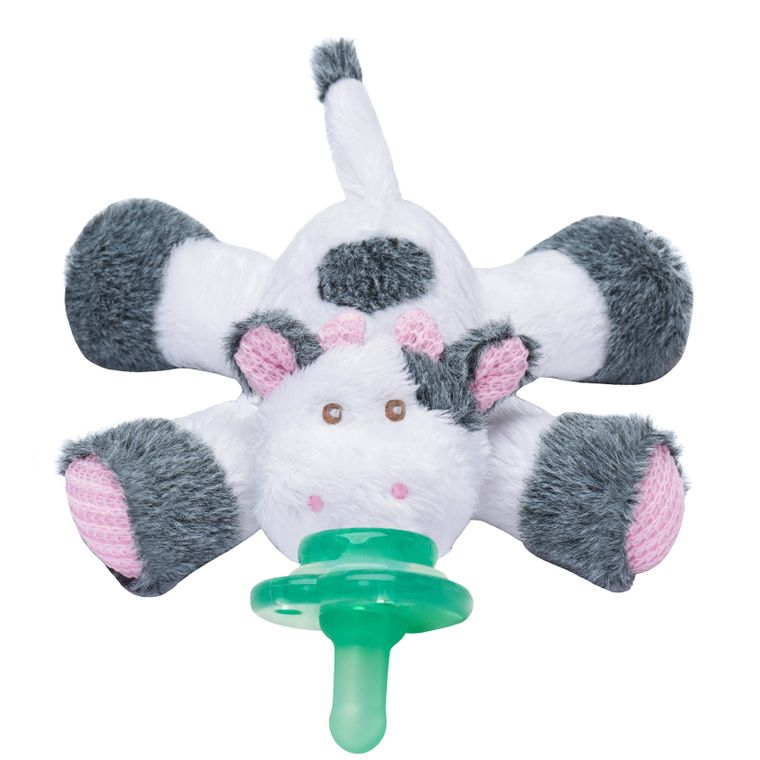 Paci-Plushies Buddies – Cutsie Cow
