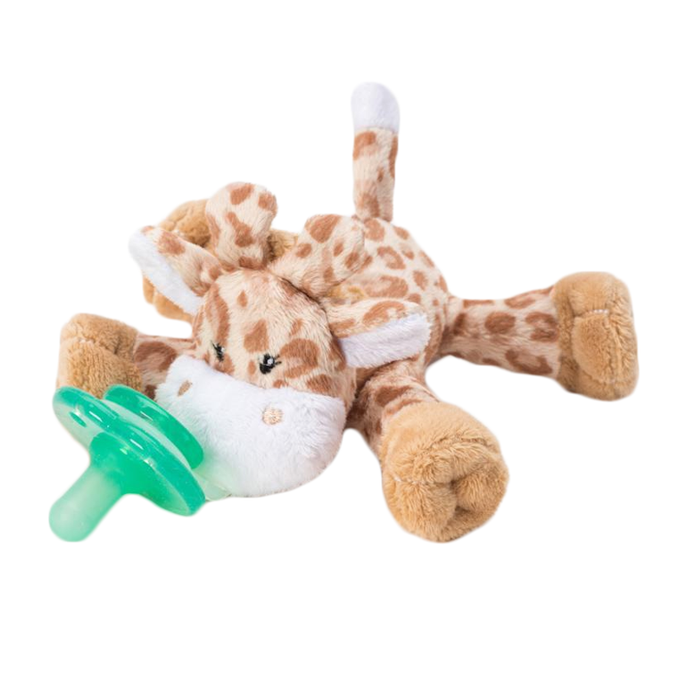 Paci-Plushies Buddies – Georgie Giraffe
