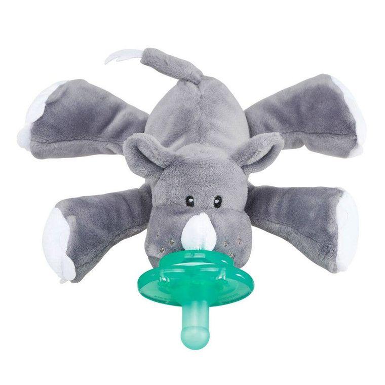 Paci-Plushies Buddies – Rosie Rhino