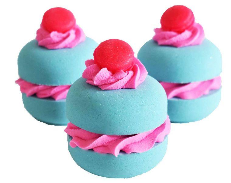 Heavenly Macaroon Bubble Cake