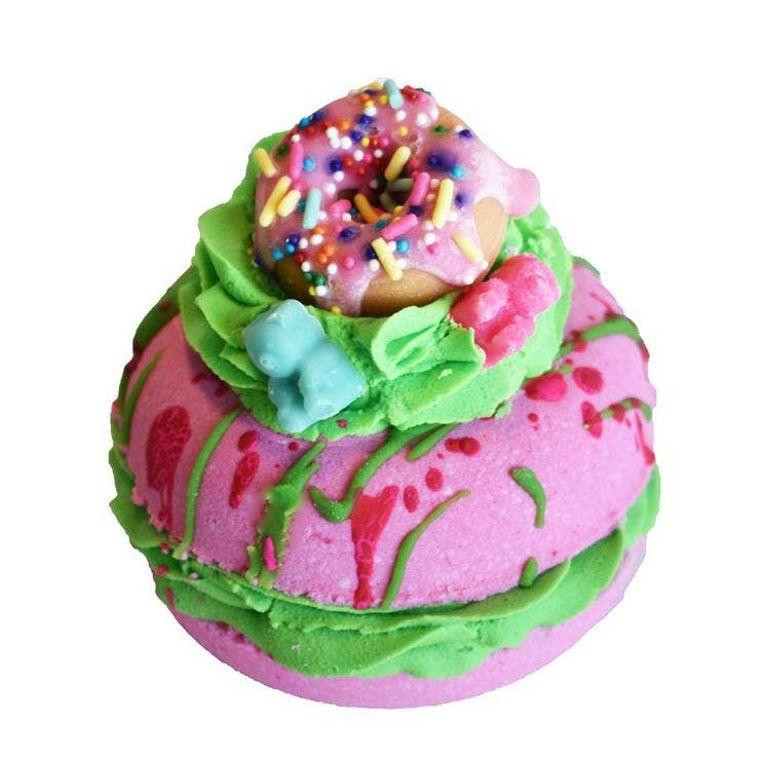 Yummy Gummy Donut Bath Bomb/Bubble Bar
