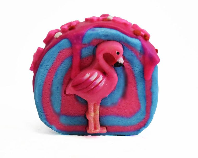 Pink Flamingo Bubble Bar