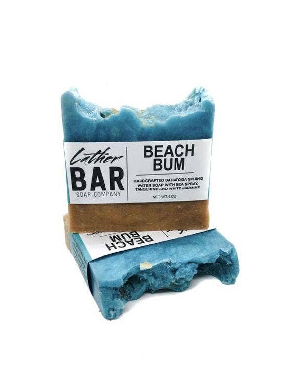 Beach Bum Soap