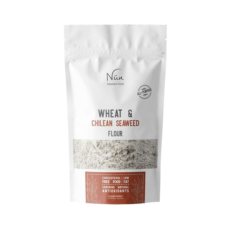 Wheat and Chilean Seaweed flour